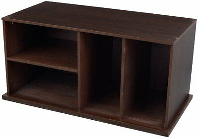 KidKraft Storage Unit With Shelves - Espresso