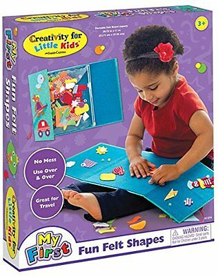 Creativity for Kids My First Fun Felt Shapes Kit