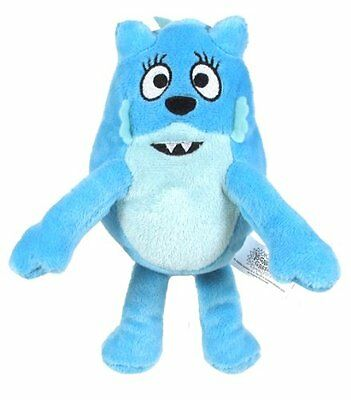 "Yo Gabba Gabba 7"" Talking Toodee Plush"