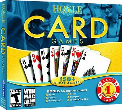 Hoyle Card Games 2008 [Old Version]