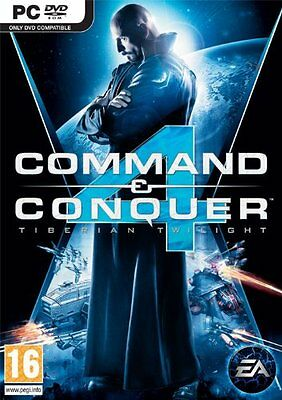 Electronic Arts COMMANDCONQ4 Command and Conquer 4 Tiberian