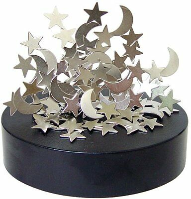 Magnetic Sculptures - Moons and Stars