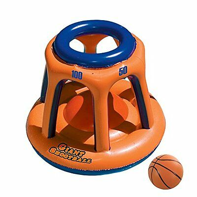 Blue Wave Giant Shoot Ball Inflatable Pool Toy