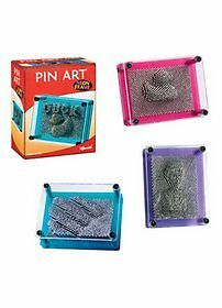 Pin Art Translucent (Colors Vary)