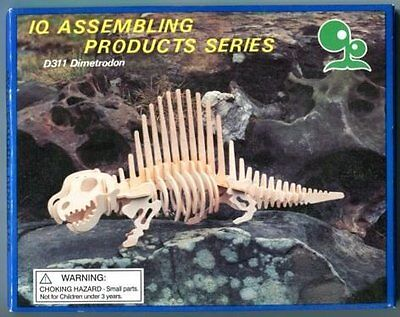 IQ Assembling Products Series - D311 Dimetrodon (Dinosaur)