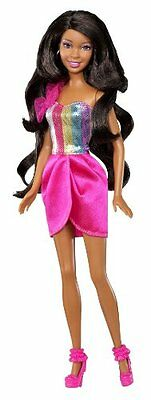 Barbie Hair-Tastic Cut and Style African-American Doll