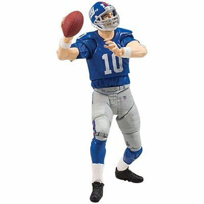 McFarlane Toys NFL Playmakers Series 3 Action Figure Eli Manning (New York