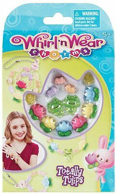 Whirl 'n Wear Totally Tulips Charms