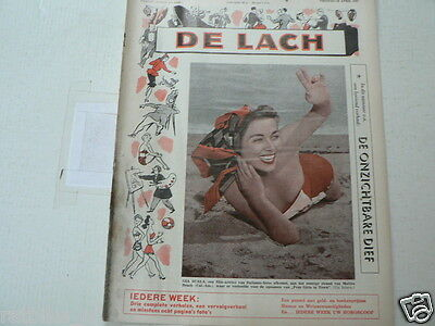 De Lach 1957 Nr 27 Gia Scala,jean Simmons,guy Madison,mansfield,granass,rogers,l