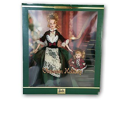 Barbie and Kelly Victorian Holiday Barbie Set 2000