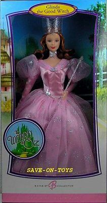Barbie Pink Label Glinda the Good Witch Wizard of Oz Doll