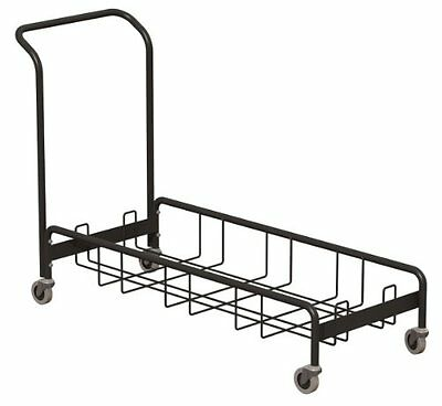 Continental 8320-4, Steel Wall Hugger Quad-Collection Dolly