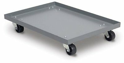 Akro-Mils RU843TP1721 Powder Coated Steel Panel Dolly for 30