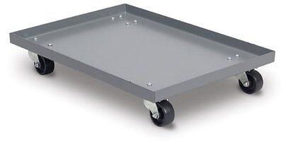 Akro-Mils RU843TP2122 Powder Coated Steel Panel Dolly for 30