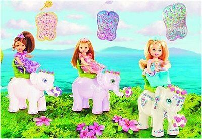 Barbie as The Island Princess: Kelly Doll (colors and styles may vary)
