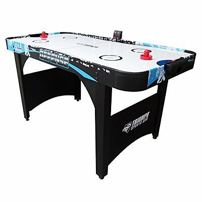 Triumph Sports Air Hockey Table, 60-Inch