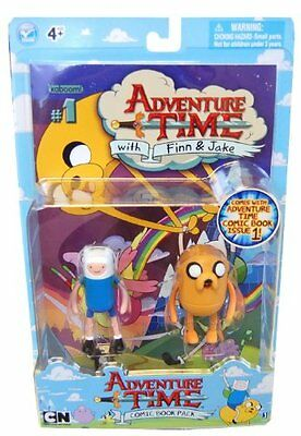 "Adventure Time 3"" Comic Book Pack - Finn & Jake"