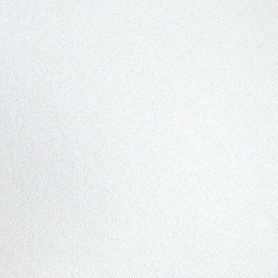 Crafter's Companion Shimmering Cardstock, 6 by 6-Inch, White