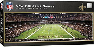 MasterPieces NFL New Orleans Saints Stadium Panoramic Jigsaw
