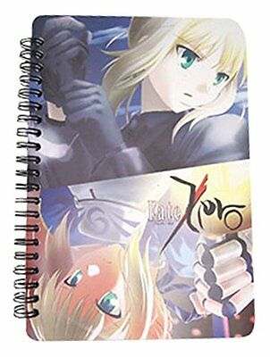 Great Eastern Entertainment Fate/Zero Saber Notebook