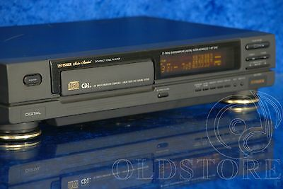 ►Fisher Ad 580◄Lettore Cd Vintage Dac Pcm67P Kss 210A Old School Top
