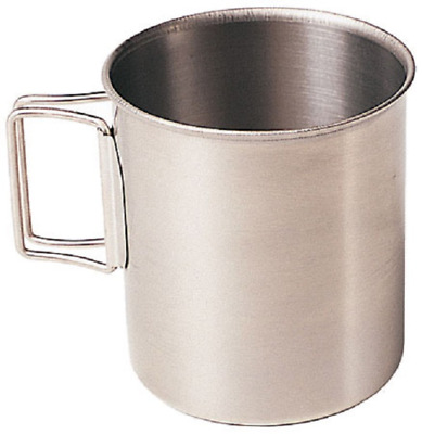 MSR Titan Cup Lightweight Compact Titanium Motorcycle Camping Cup