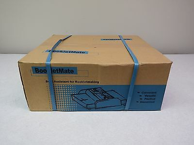 New Old Stock I.S.P. BookletMate Booklet Maker New In Box Duplo Standard Ryobi