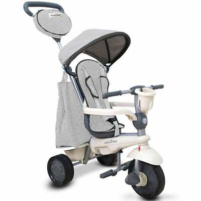 SmarTrike Deluxe by toTs 4in1 Stroller Trike/Toddler Toy/Bike/Tricycle/Ride-on