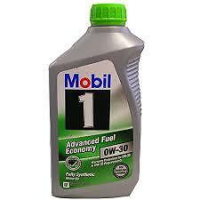 Mobil 1 0W30 Full Synthetic Engine Oil (12 Litres)