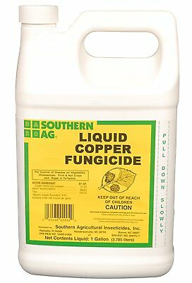 Southern Ag Liquid Copper Fungicide, 128oz - 1 Gallon