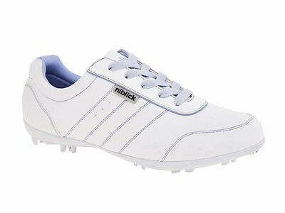 New Niblick Alice Ladies Shoes White / Lilac