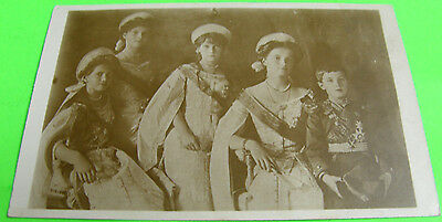 family Tsar Nicholas II of Russia, Corps Russian Cadets in Serbia