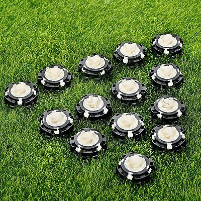 14/28pcs Golf Spikes Fast Twist Shoes Spikes Tri-Lok Cleats Replacement Spikes