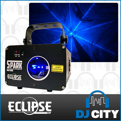 AVE ECLIPSE SPARK 1000mW BLUE Single Color Powerful Laser Light DMX Mobile DJ