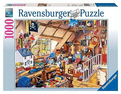 Ravensburger Grandma's Attic 1000pc Puzzle Fun with Family