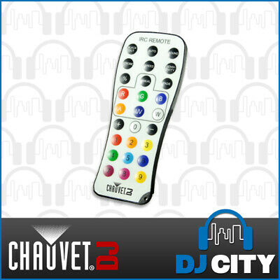 CHAUVET DJ IRC6 Easy to Use Wireless Infrared Remote Control Freedom Series
