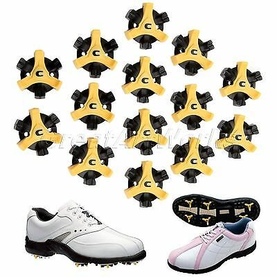 Pack of 14Pcs Golf Spikes Shoe Cleats Champ Cleat Screw Studs Stinger Wholesale
