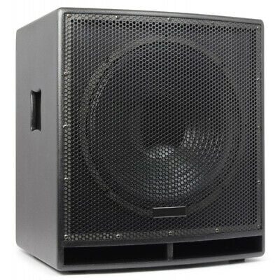 "Professional quality Vexus Audio 15"" Subwoofer - Over 700 watts of power all ..."