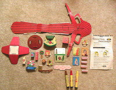 Vintage Ideal 1960s Glamour Misty's Beauty Salon - Rare Sears Exclusive Playset