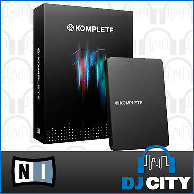 Native Instruments Komplete 11 Production Suite