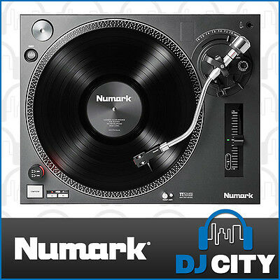 TT250USB Numark Direct Drive Turntable with USB Out - DJ City Australia