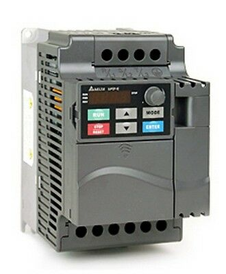 380V 7.5KW Delta Inverter VFD VFD075E43A 10HP 3phase Variable Frequency Drive