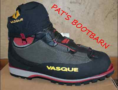New Vasque M-Possible Mountaineering Climbing Boots Crampon Compatible Nib