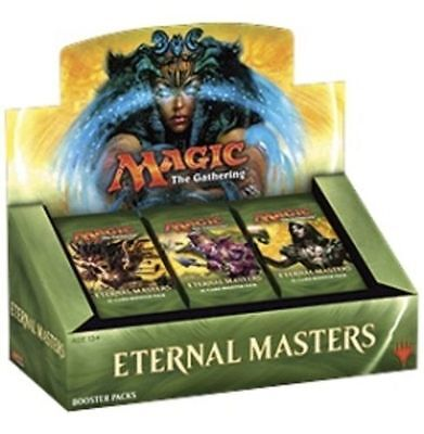 Mtg - Magic The Gathering  - Box Eternal Masters - 24 Boosters - Sealed - Nuovo