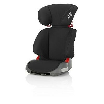 New Britax Romer Adventure Black Children Car Seat, Adjustable Child Headrest