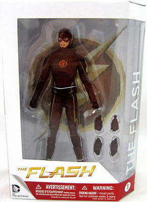 The Flash TV Series Figure DC Collectibles OCT140413