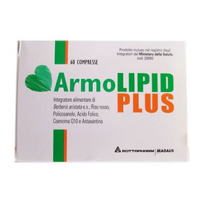 Armolipid Plus 60 Compresse Maxi Prezzo Top Prodotto Italiano Parafarmacia