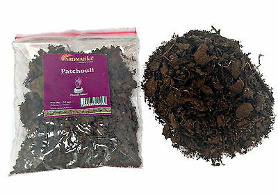 Patchouli Incense Resin-Pure Patchouli -High Potency-Strong Aroma-Multi Quantity
