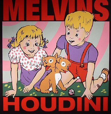 MELVINS - Houdini (remastered) - Vinyl (gatefold heavyweight vinyl LP)