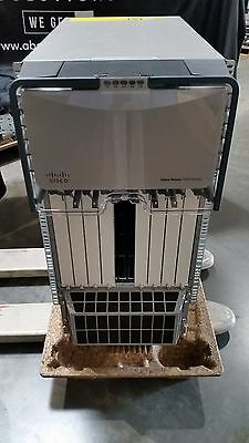 Cisco Nexus N7K-C7010 Chassis Fully Tested **chassis and fans** 1YR warranty